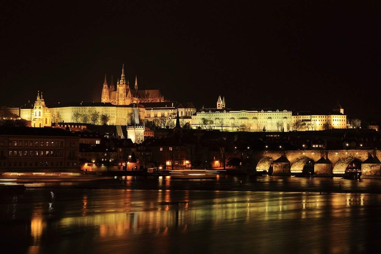 Prague - The Castle