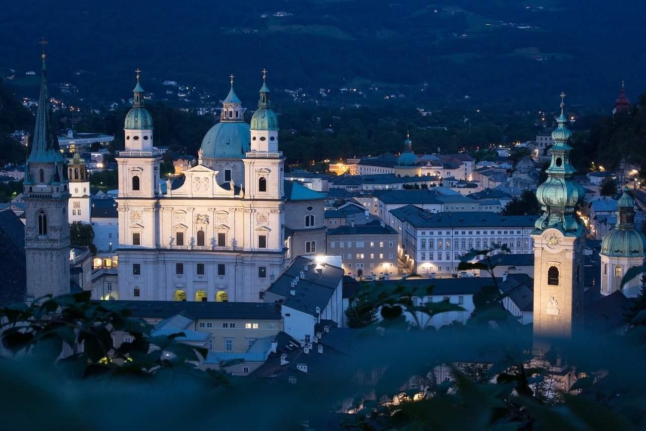 Austria - Salisburgo