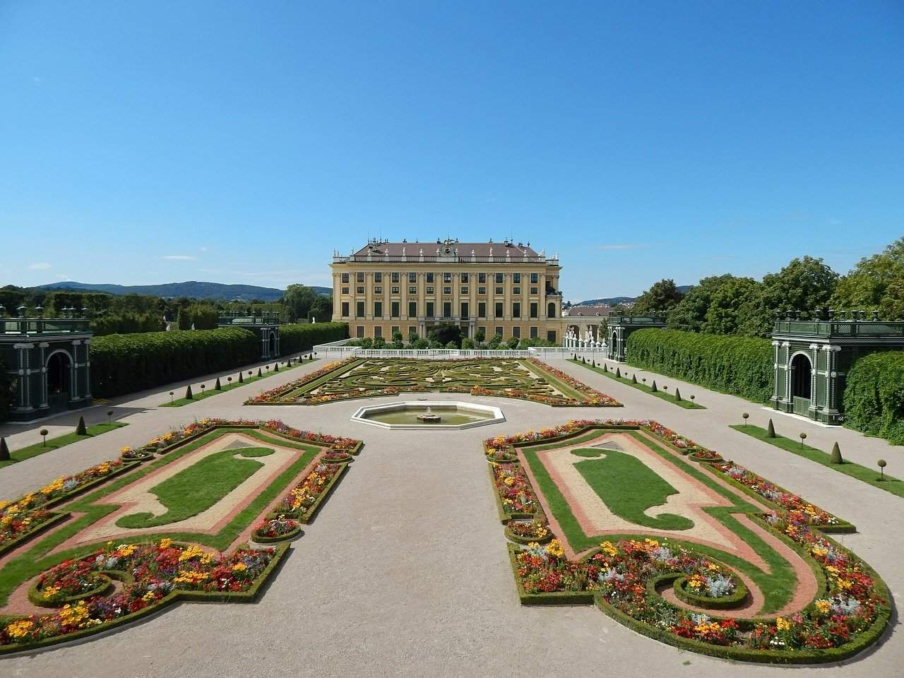 Austria - Vienna Schönbrunn