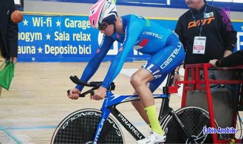 Paralimpiadi di Rio - Fabio Anobile