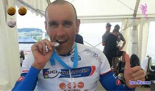 Paralimpiadi di Rio - Luca Mazzone