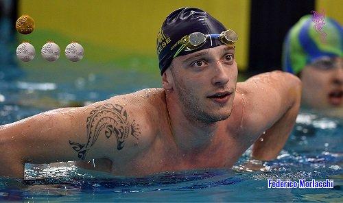 Paralimpiadi di Rio - Federico Morlacchi
