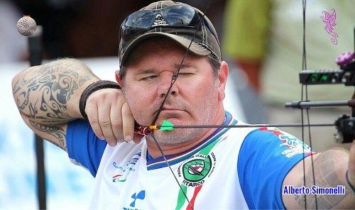 Paralimpiadi di Rio - Alberto Simonelli