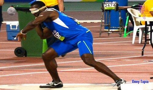Paralimpiadi di Rio - Oney Tapia