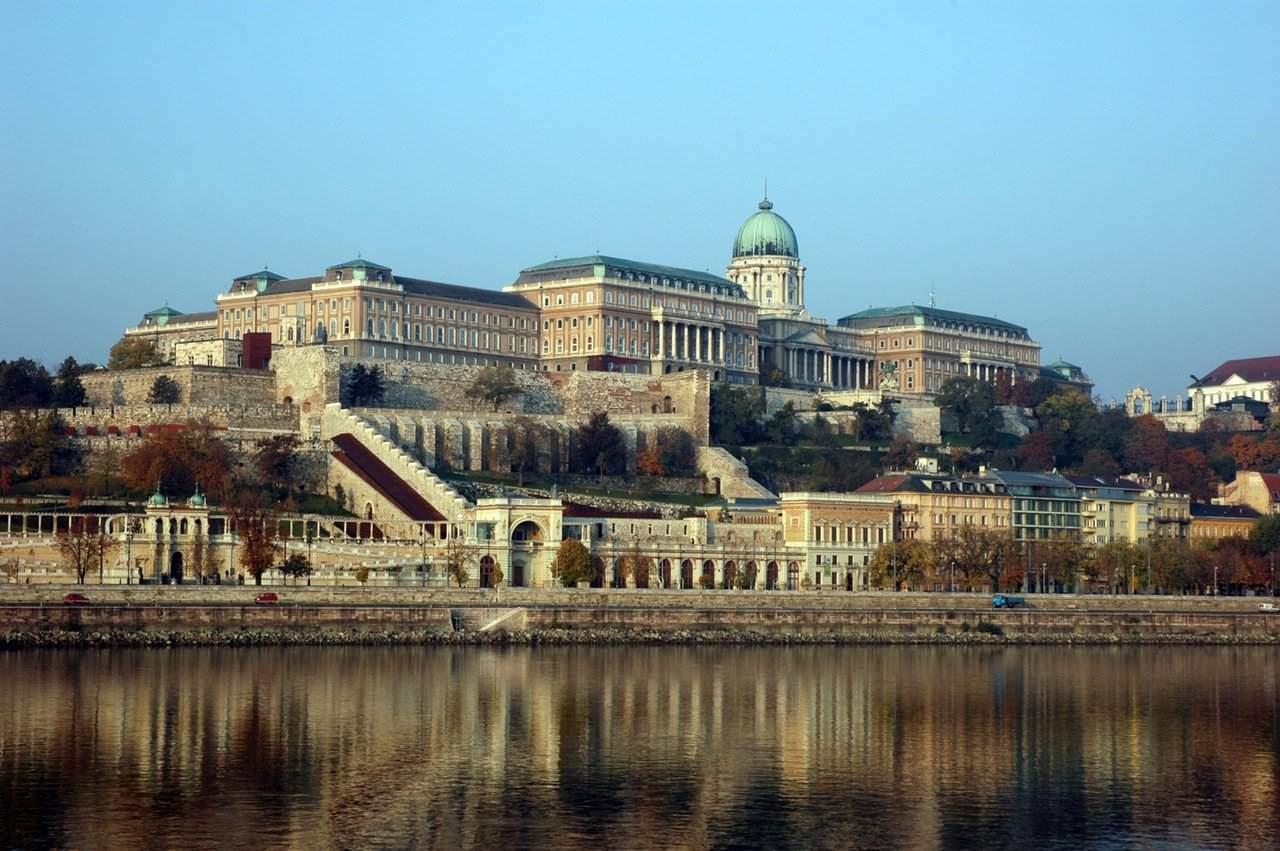 Budapest - Castello di Buda