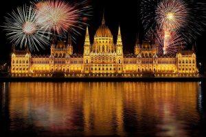 Budapest - Parlamento