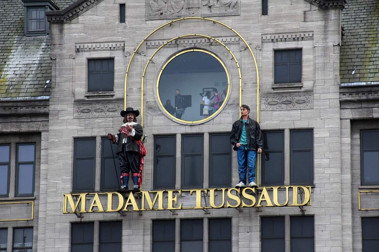 London - Madame Tussaud