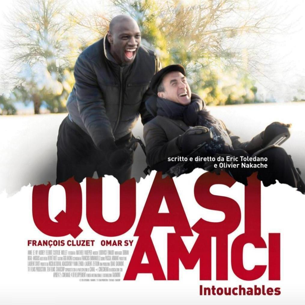 """Intouchables"" - poster"