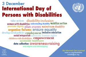 World Disability Day 2016