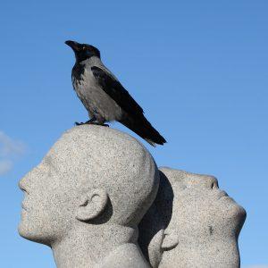 Norway - Oslo, Vigeland Park