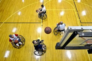Sports and disability