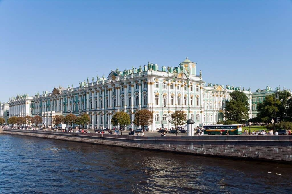 St. Petersburg - The Winter Palace