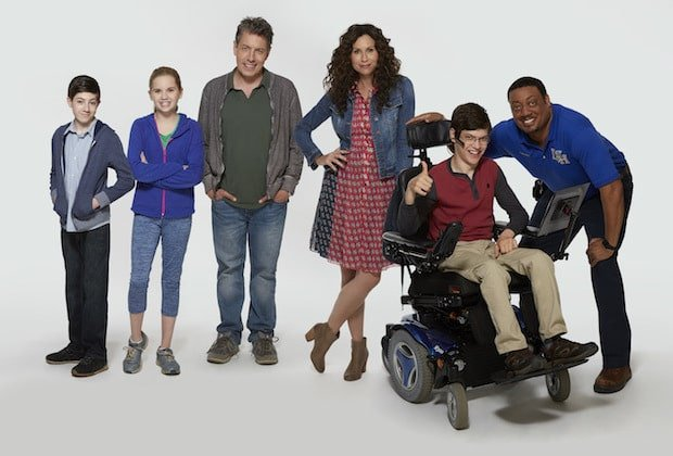 "The ""Speechless"" cast"