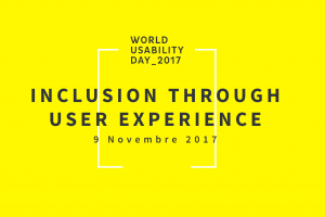 World Usability Day 2017