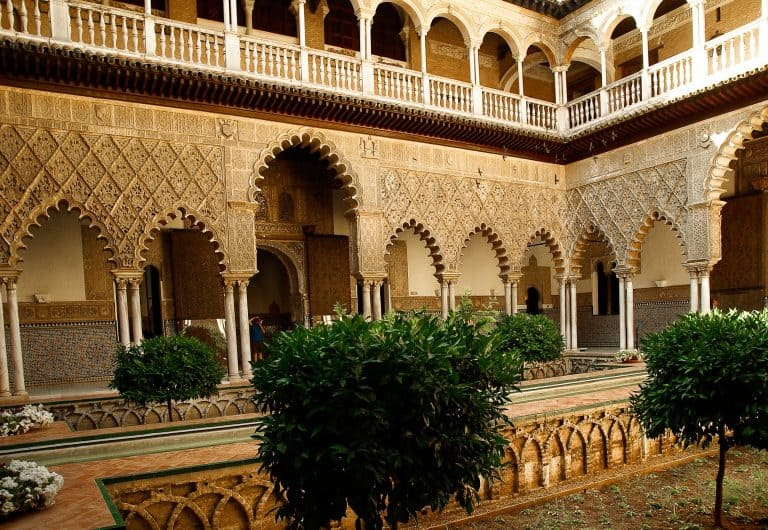 Seville - The Alcázar
