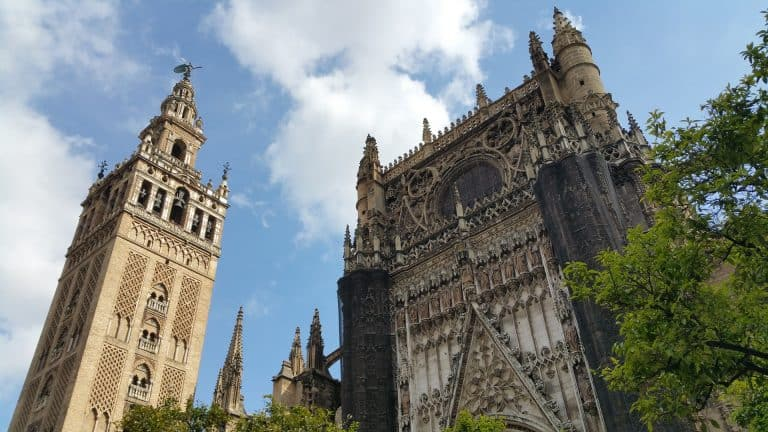 Seville - Cathedral of Saint Mary of the See