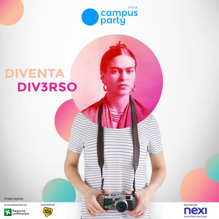 Campus Party 2019 - Frida Kahlo